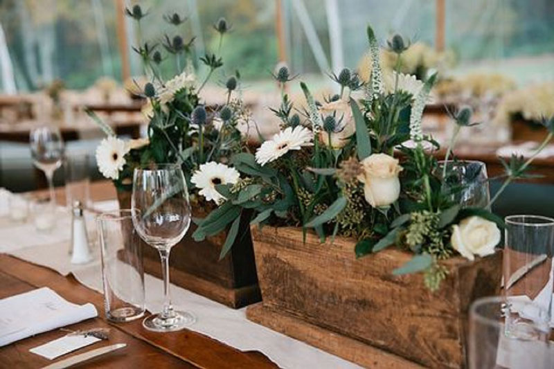 Katie And Toms Elegant Fall Wedding