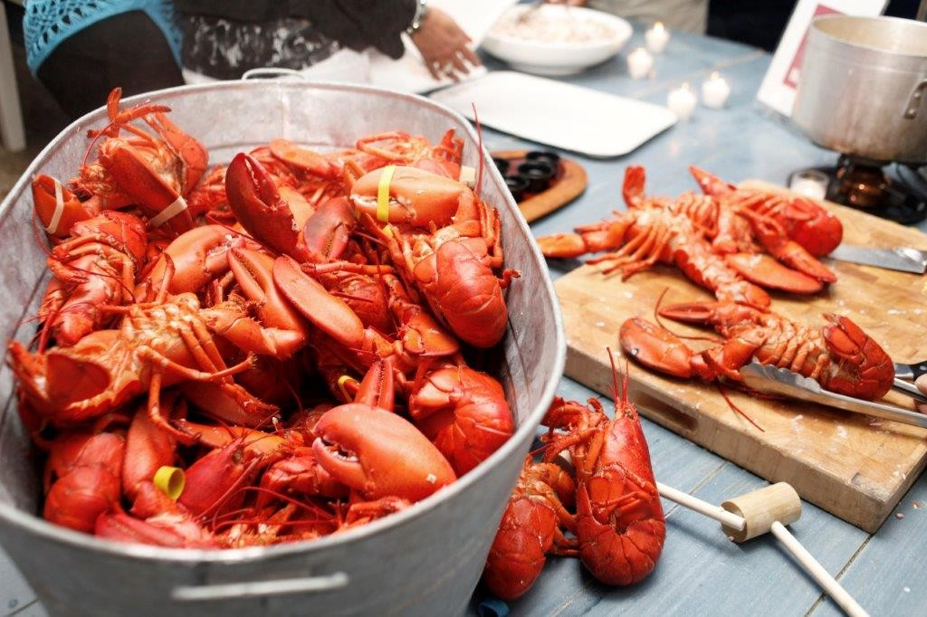 Relish Catering and Events New England Lobster Bake